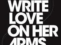 To Write Love on Her Arms: Childhood Abuse Prevention and Sexual Violence Awareness